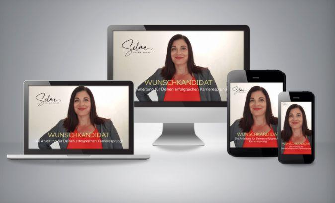 Bewerbungskurs Wunschkandidat Selma Kuyas